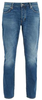 Neuw - Lou Slim Leg Jeans - Mens - Mid Blue