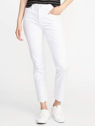 Old Navy High-Rise The Power Jean, a.k.a. The Perfect Straight for Women