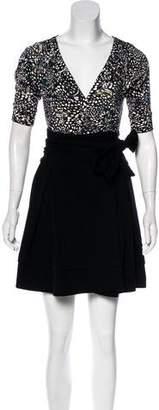 Diane von Furstenberg Marchmont Wrap Dress