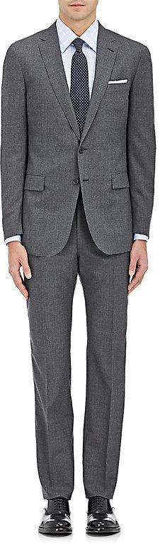 Ralph Lauren Purple LabelRalph Lauren Purple Label Men's Nigel Worsted Wool Two-Button Suit