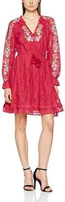 Manoush Women's Robe Ladybug Party Dress,(Manufacturer Size: )