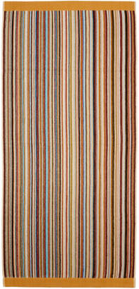 Paul Smith Multicolor New Multistripe Towel