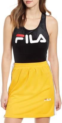 Fila Lupita Velour Bodysuit