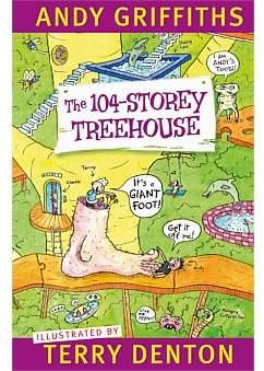 Pan Macmillan The 104-Storey Treehouse (Hardcover Edition)
