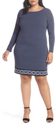 MICHAEL Michael Kors Alston Shift Dress