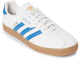 adidas White Originals Gazelle Super Sneakers
