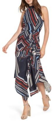 Women's Parker Halter Maxi Dress $348 thestylecure.com