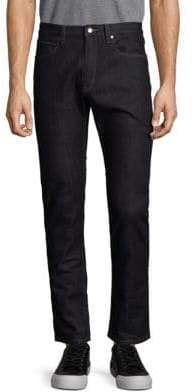 HUGO BOSS Classic Mid-Rise Jeans