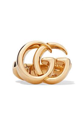 Gucci 18-karat Gold Clip Earring