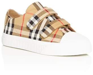 Burberry Unisex Belside Low-Top Sneakers - Walker, Toddler, Little Kid