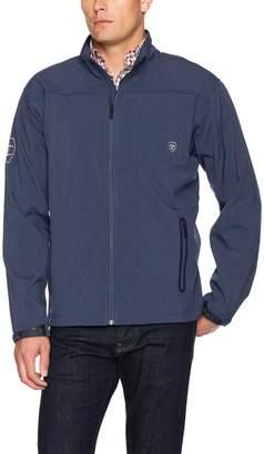 Ariat Men's Men's Logo Softshell Jacket