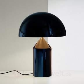 Design-Tischleuchte Atollo m. Dimmer