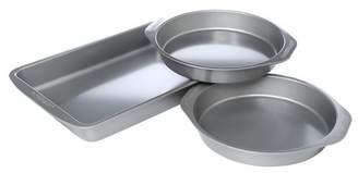 Farberware 3-Piece Non-Stick Cake Pan Set