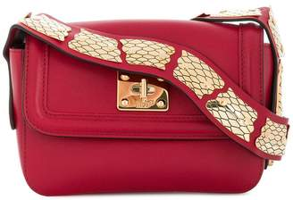 RED Valentino scale patch shoulder bag