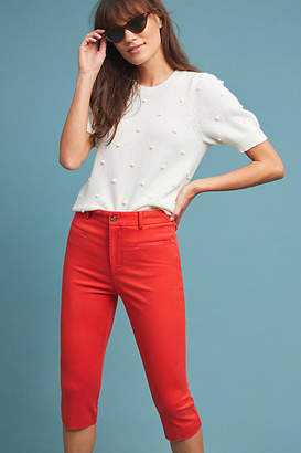 Anthropologie Skinny Pedal Pusher Pants