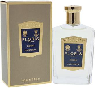Floris London Unisex Cefiro 3.4Oz Eau De Toilette Spray