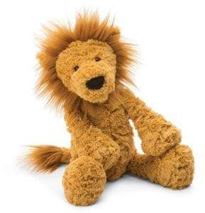 Jellycat Baby's Mumble Lion Plush Toy