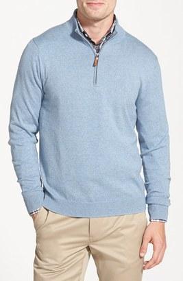 Nordstrom Quarter Zip Sweater (Big) $69.50 thestylecure.com