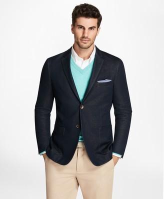 Brooks Brothers Milano Fit Knit Blazer
