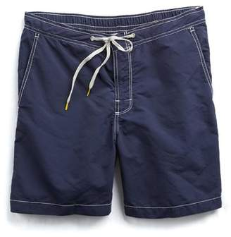 Hartford Kuta + Pochette Swimwear in Navy