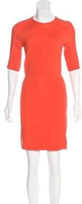 Diane von Furstenberg Mini Sheath Dress