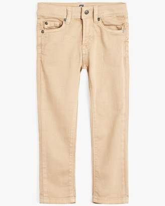 7 For All Mankind Boy's 4-7 Paxtyn in Stone