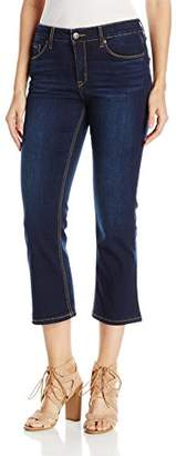 Miraclebody Jeans Miracle Body Women's Desire-Crop Boot Jean