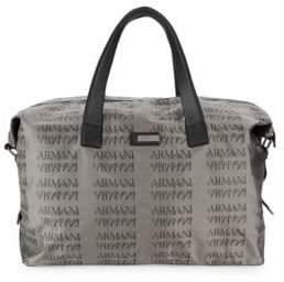 Armani Collezioni Logo Tote Bag