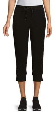 Andrew Marc Performance Cropped Jogger Pants