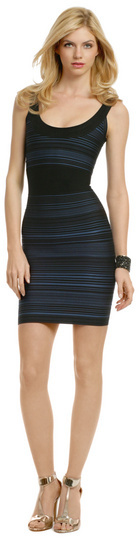 Herve Leger Instant Chemistry Dress