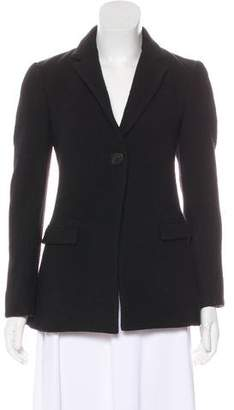 Calvin Klein Collection Wool Casual Jacket