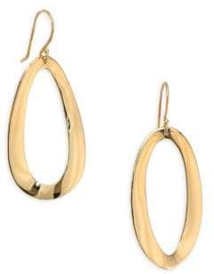 Ippolita Cherish Medium 18K Yellow Gold Drop Earrings