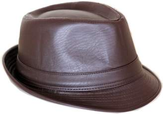 Mens Brown Fedora Hats - ShopStyle Canada b7e0cc264299