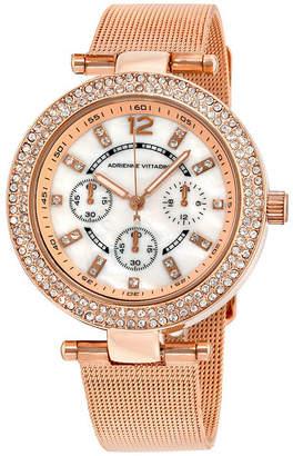 Adrienne Vittadini Womens Watch-Ad11642rg416-431