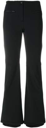 Fendi flared trousers with piping