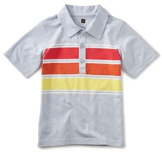 Tea Collection Stripe Polo