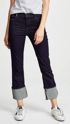 Blank Wide Cuff Jeans