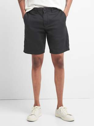 "Gap 10"" Chino Shorts in Linen"