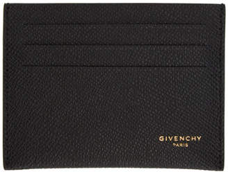 Givenchy Black Eros Card Holder