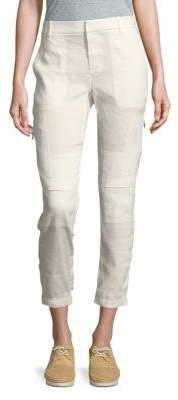 Vince Buttoned Cargo Pants
