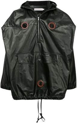 Walter Van Beirendonck half zip windbreaker jacket