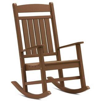 August Grove Parryville Classic Rocking Chair August Grove