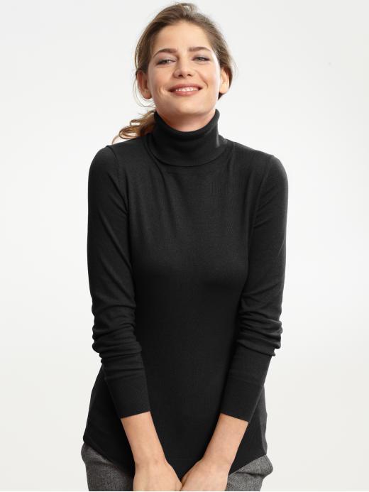 Essential turtleneck sweater