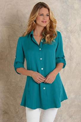 Soft Surroundings Touchable Tencel® Top