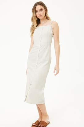 Forever 21 Open-Back Midi Dress