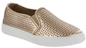 Mia Edith Perforated Slip-On Sneaker