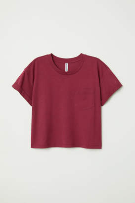 H&M Short T-shirt - Pink
