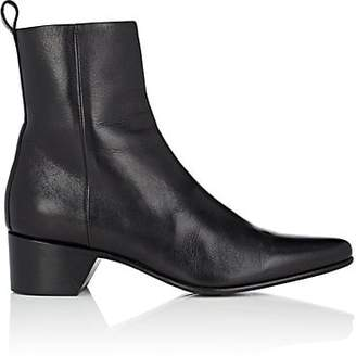 Pierre Hardy Women's Reno Leather Ankle Boots - Black