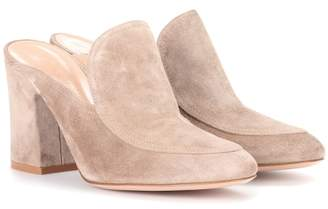 Gianvito Rossi Exclusive to mytheresa.com – suede mules