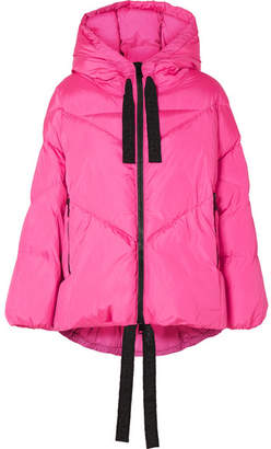 Moncler Genius 1952 Quilted Shell Down Jacket - Bright pink